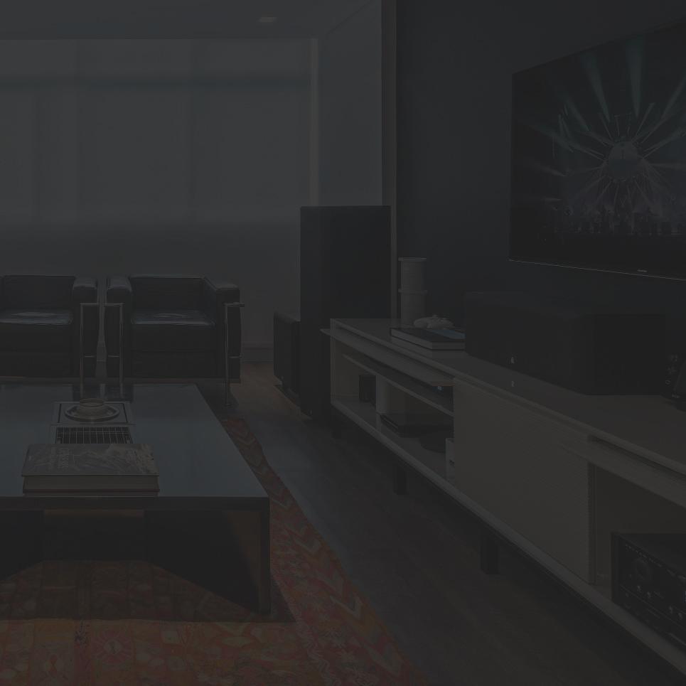 Home Theater e Sonorização